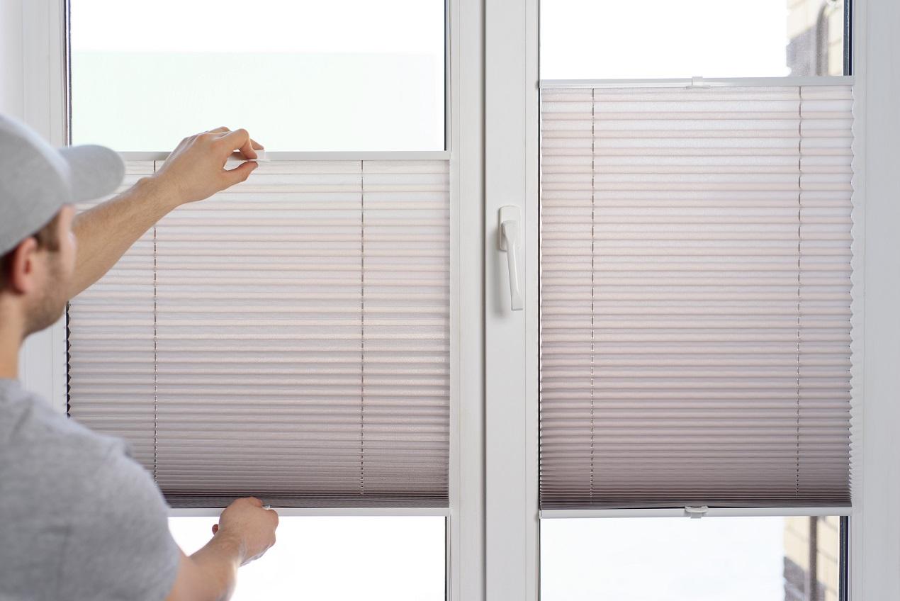 Do jakiego wnętrza pasują plisy okienne?